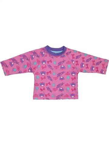 Camiseta de manga larga niña TOTS violeta 6 meses invierno #1302673_1