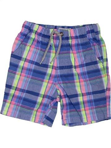Short - Bermuda garçon NEXT violet 8 ans été #1302689_1