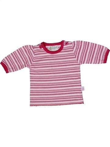 Camiseta de manga larga niña SANS MARQUE rosa 1 mes invierno #1302900_1