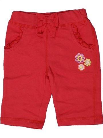 Pantalón niña TU rojo 6 meses invierno #1302906_1
