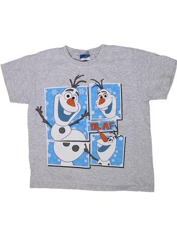 Camiseta de manga corta niño DISNEY gris 9 años verano #1302921_1