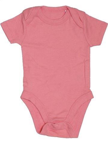 Camiseta de manga corta niña LILY & DAN rosa 6 meses verano #1303003_1
