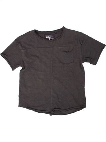 Camiseta de manga corta niño MATALAN gris 10 años verano #1303007_1