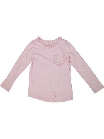 Camiseta de manga larga niña BODEN rosa 7 años invierno #1303029_1