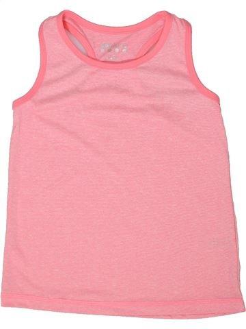 T-shirt manches longues fille SOULUXE rose 9 ans hiver #1303126_1