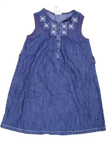 Vestido niña JOHN LEWIS azul 9 años verano #1303482_1