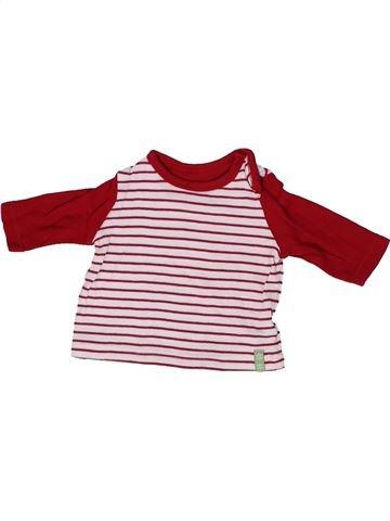 T-shirt manches longues fille MOTHERCARE rouge naissance hiver #1303484_1