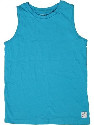 Top - Camiseta de tirantes niño F&F azul 9 años verano #1303870_1