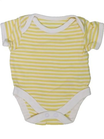 T-shirt manches courtes fille MOTHERCARE beige prématuré été #1303986_1