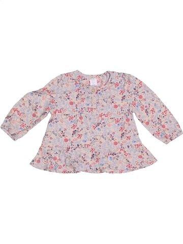 Camiseta de manga larga niña MINI CLUB rosa 9 meses invierno #1304235_1