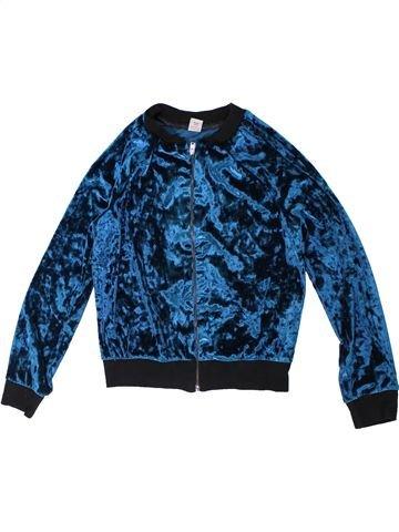 Chaleco niña TU azul 9 años invierno #1304311_1