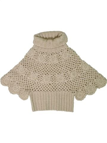 jersey niña MARKS & SPENCER beige 6 años invierno #1304381_1