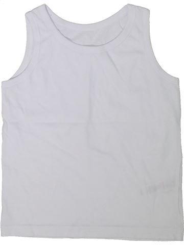 Top - Camiseta de tirantes niño GEORGE blanco 6 años verano #1304474_1