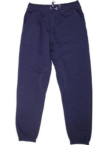Pantalon garçon F&F bleu 13 ans hiver #1304489_1