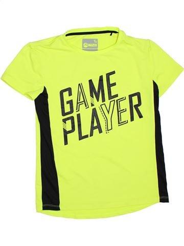 Maillot de sport garçon TU jaune 14 ans été #1304555_1