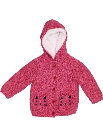 Chaqueta niña NUTMEG rosa 3 años invierno #1304761_1