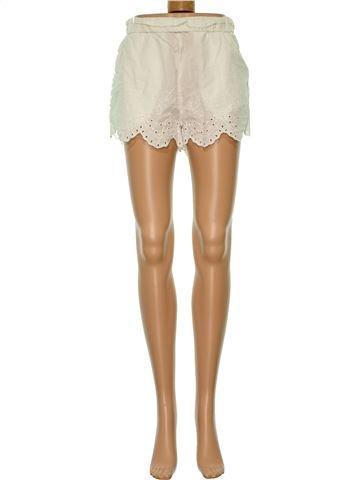 Short mujer H&M 36 (S - T1) verano #1304897_1