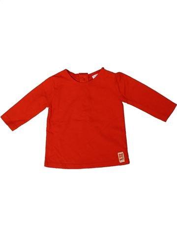 T-shirt manches longues garçon NEXT rouge 1 mois hiver #1304965_1