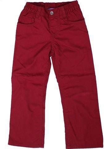 Pantalon garçon LUPILU violet 4 ans hiver #1305045_1