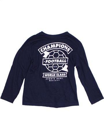 Camiseta de manga larga niño PRIMARK azul 9 años invierno #1305173_1