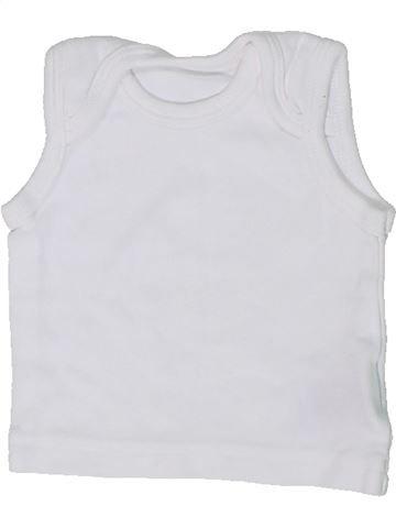 Top - Camiseta de tirantes niño MOTHERCARE blanco 0 meses verano #1305231_1