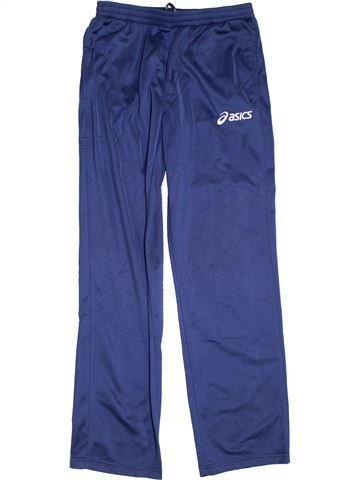 Sportswear garçon ASICS bleu 14 ans hiver #1305234_1