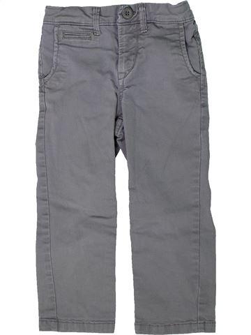 Pantalon garçon GAP violet 3 ans été #1305237_1
