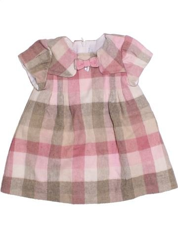 Robe fille MAYORAL beige 12 mois hiver #1305268_1