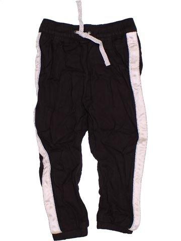 Pantalon fille H&M blanc 2 ans été #1305283_1