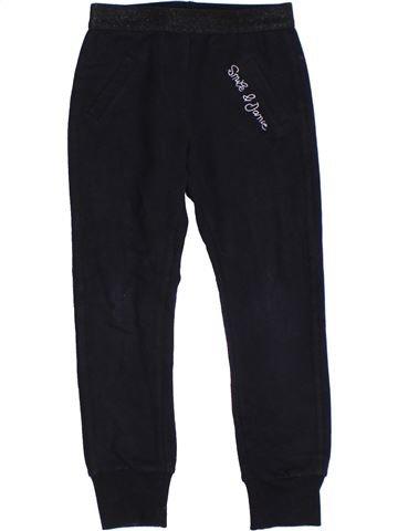 Pantalon fille LISA ROSE noir 5 ans hiver #1305323_1