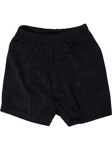 Short de sport garçon SCHOOL LIFE noir 7 ans été #1305380_1