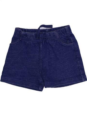 Short-Bermudas niño JOHN LEWIS azul 9 meses verano #1305480_1
