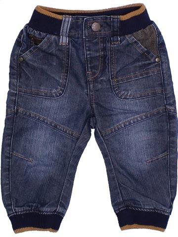 Pantalon garçon SANS MARQUE bleu 9 mois été #1305491_1