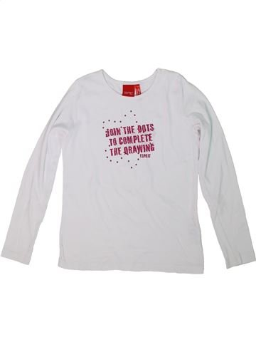 Camiseta de manga larga niña ESPRIT blanco 9 años invierno #1305516_1