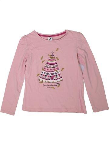 T-shirt manches longues fille C&A rose 10 ans hiver #1305521_1