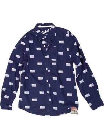 Camisa de manga larga niño PRIMARK azul 11 años invierno #1305612_1
