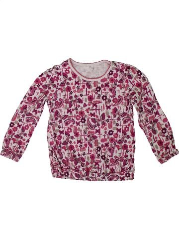 Camiseta de manga larga niña GEORGE violeta 4 años invierno #1305630_1
