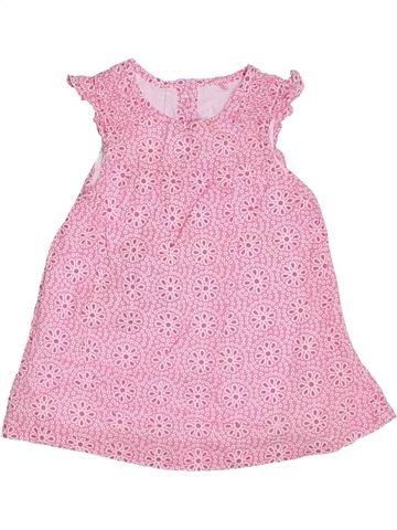 Vestido niña TU rosa 9 meses verano #1305664_1