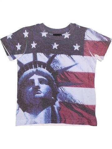 Camiseta de manga corta niño NEXT violeta 3 años verano #1305694_1