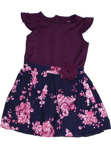Robe fille NUTMEG violet 4 ans été #1305728_1