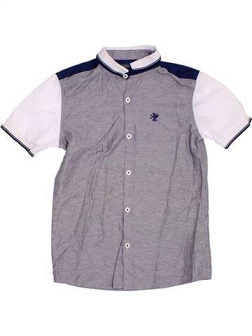 Camisa de manga corta niño NEXT gris 10 años verano #1305746_1