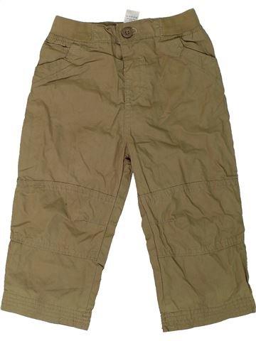 Pantalon garçon TU vert 18 mois hiver #1305830_1