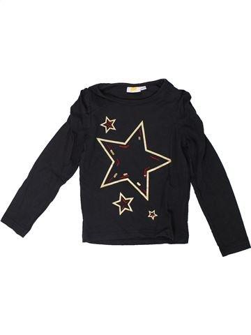 Camiseta de manga larga niña KIDS negro 6 años invierno #1305850_1