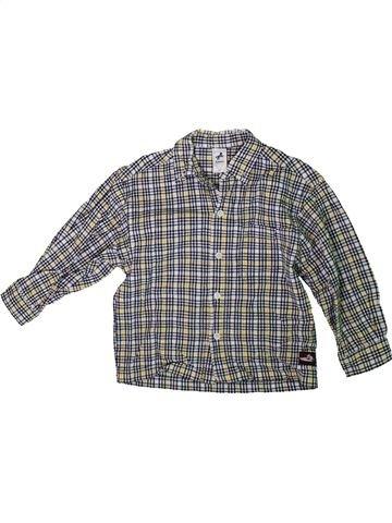 Chemise manches longues garçon C&A gris 5 ans hiver #1305854_1
