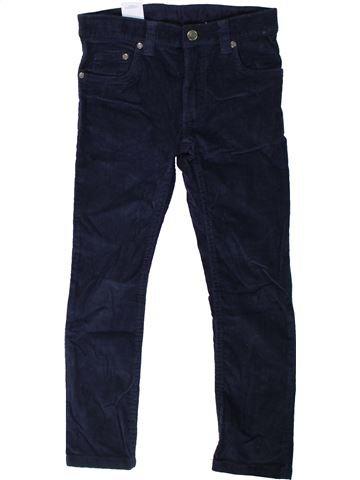 Pantalon garçon GATONEGRO noir 8 ans hiver #1305863_1