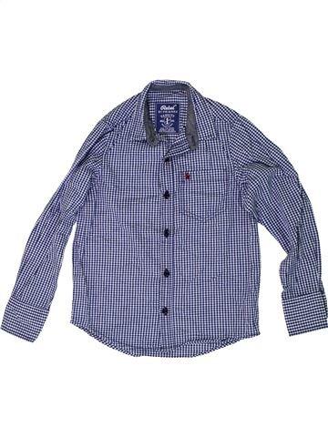 Camisa de manga larga niño PRIMARK gris 8 años invierno #1305911_1