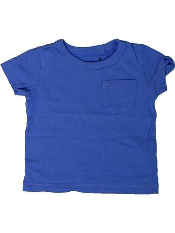 Camiseta de manga corta niño NEXT azul 6 meses verano #1305924_1