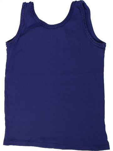 T-shirt sans manches fille I LOVE GIRLSWEAR bleu 13 ans été #1306116_1