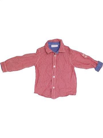 Camisa de manga larga niño THE LITTLE WHITE COMPANY rosa 4 años invierno #1306181_1