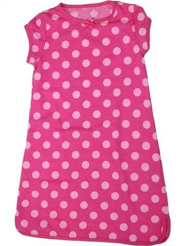 Vestido niña MATALAN rosa 7 años verano #1306230_1